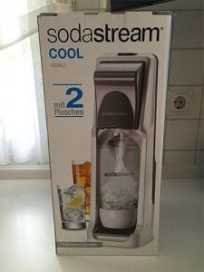 SodaStream-Cool-Verpackung