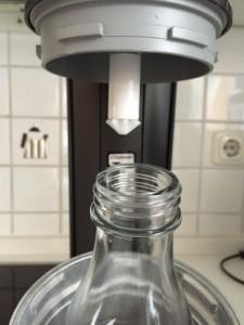 SodaStream Crystal Sprudlerkopf