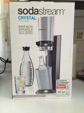 SodaStream Crystal Verpackung