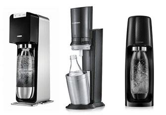 Neue Modelle von SodaStream
