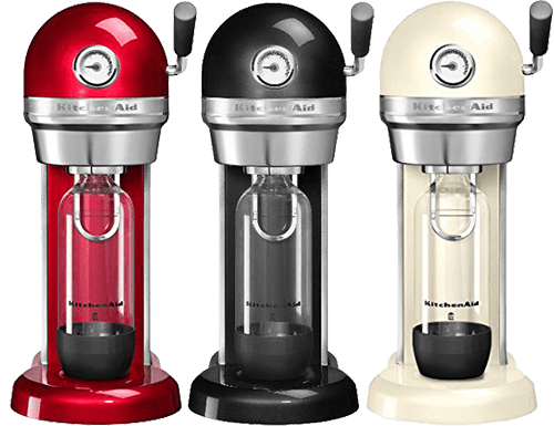 kitchenaid wassersprudler eine teure alternative zu sodastream. Black Bedroom Furniture Sets. Home Design Ideas